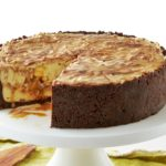 Cheesecake de barritas Mars