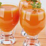 Zumo detox de naranja