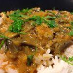 Salsa Strogonoff von arroz