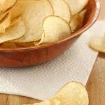 Patatas fritas a la sal y vinagre