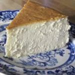Tarta de queso Maroilles