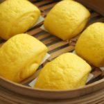 Panecillos chinos de calabaza – Mantou –