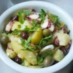 Ensalada de pulpo con patatas
