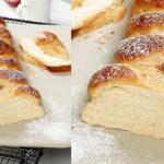 Pan dulce – Hefezopf –