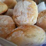 Panecillos de chia para el desayuno