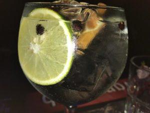 Gin con limon