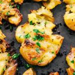 Patatas rotas