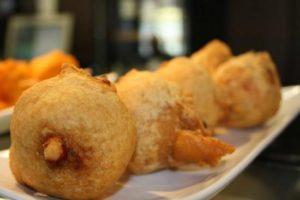 Fritos de pimiento