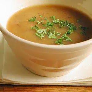 Sopa para el catarro