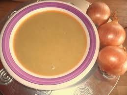 Sopa para eliminar grasas