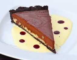 Tarta de chocolate con almendras