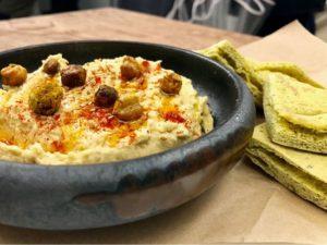 Hummus de calabaza