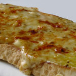 Welsh rarebit - Tostada galesa