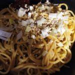 Noodles con sésamo
