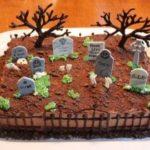 Cementerio de chocolate
