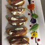 Crostini con anchoas a la toscana