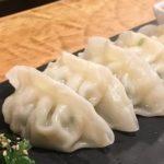 Dumplings con puré de patata