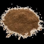 Harina de algarroba : sustituto del azúcar