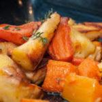 Las mejores patatas asadas
