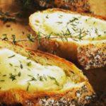 Crostini de queso
