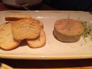 Paté de jamón y queso