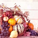 Alimentos de temporada de octubre
