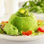 Flan de verduras