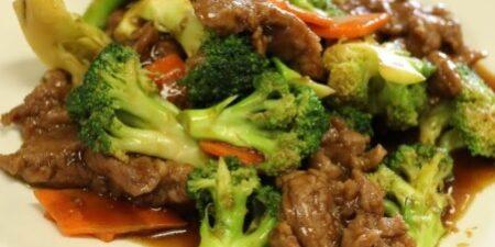 La mejor receta de ternera con brócoli