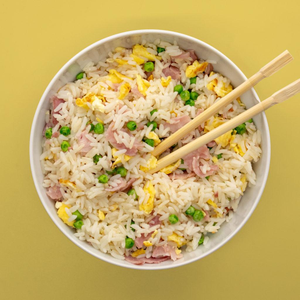 Trucos de cocina: arroz cantones