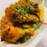 Pollo marroquí y cuscus