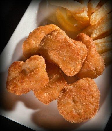 Nuggets de cerdo