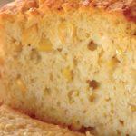 Pan dulce de maíz