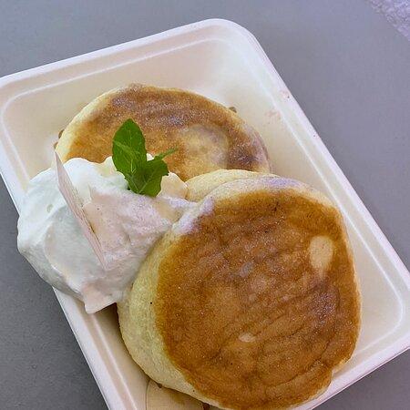 Tortitas japonesas